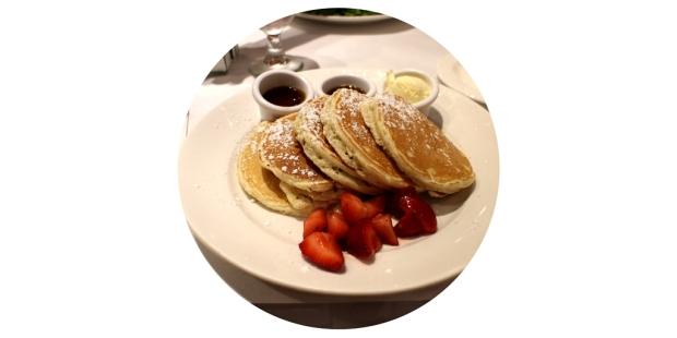 Pancakes sarabeths