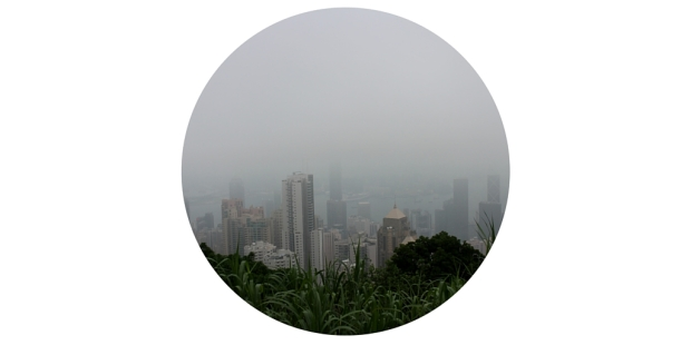 Victoria Peak Hong Kong View