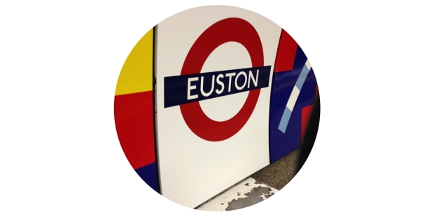 London Euston Tube Station