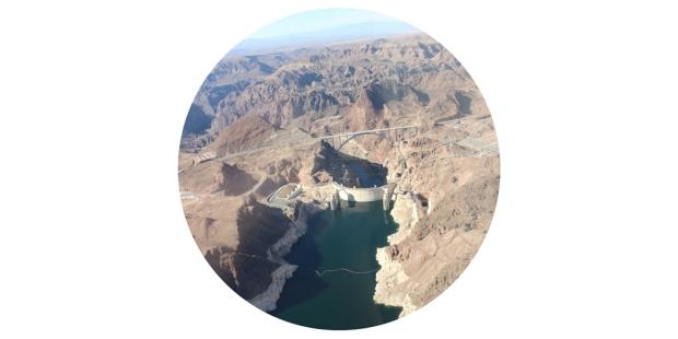 Hoover Dam Back