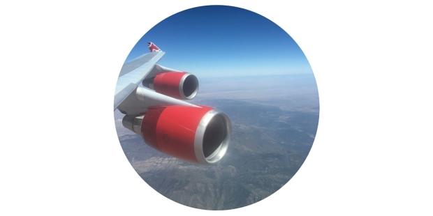 virgin atlantic las vegas boeing 747